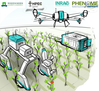 Field phenotyping seminar by INRAE and WUR